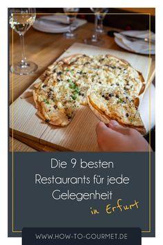 Die 9 besten Restaurants in Erfurt für jede Gelegenheit - How To Gourmet