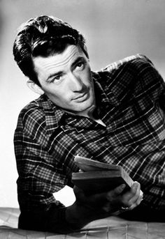 Gregory Peck. Why aren't there more of him?