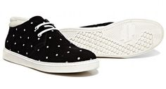Stussy Deluxe x BePositive Dot Shoes