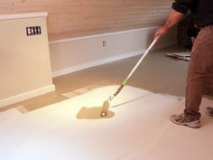 paint plywood floor ideas | painted plywood floors