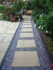 Afbeeldingsresultaat voor materialen tuin pad