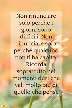 Italian Quotes, I Don T Know, Horror Stories, Quotations, Me Quotes, Social Media, Words, Life, Frases