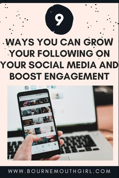Growing your social media can be hard. It is important to build your following so that you boost yout views and your engagement on your social media. It will also help you to grow your sales. #socialmediamarketing #socialmediatips #socialmediacontent #salestips #marketing #socialmediacontent #socialmediamanager #socialmediamanagement #bloggertips #blogtips #blogging