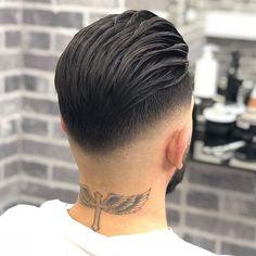 Men's Hairstyle Trends 2019 Galerie aktualisiert - Men's Hairstyle Trends 2019 Galerie aktualisiert # Frisuren - Popular Mens Hairstyles, Mens Hairstyles With Beard, Popular Haircuts, Hair And Beard Styles, Haircuts For Men, Curly Hair Styles, Cool Hairstyles, Korean Hairstyles, American Hairstyles