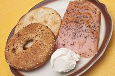A most convenient pantry item! 22 oz of wild-caught Alaska smoked salmon is a delicious option. Comes in a reusable, hand-crafted wooden box. Smoked Salmon Recipes, Sockeye Salmon, Snack Recipes, Snacks, Recipe Using, Bagels, Alaska, Pantry, Hot