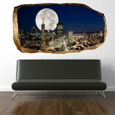 Startonight Mural Wall Art Skyscrapers From Above Dual View x Inch Wallpaper Mural Wall Art, Nature Decor, 3d Wallpaper, Photo Wall Art, Skyscrapers, House Ideas, Gifts, Wallpapers, Decorating