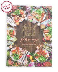 Forest Feast Gatherings Cookbook