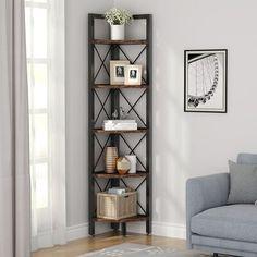 Corner Storage Shelves, Corner Bookshelves, Small Bookshelf, Storage Rack, Bedroom Storage Shelves, Corner Shelf Unit, Modern Bookshelf, Bookshelf Design, Bookshelf Speakers