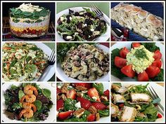 A new eBook of delicious favorites -- 21 Amazing and Healthy Salad and Dressing Recipes -- only 99 cents!
