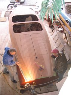 Chris Craft restoration