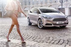 Ford's spacious and aspirational S-Max Vignale coming next year