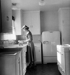 The Lonely Housewife. great picture