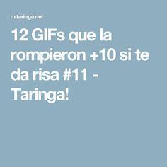 12 GIFs que la rompieron +10 si te da risa #11 - Taringa!