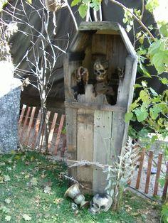 Grim Hollow Haunt: Dave the Dead's Haunt