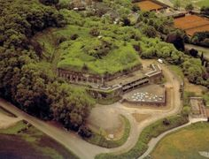 Fort Sint Pieter, Maastricht, the Netherlands