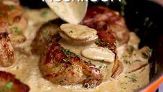 Grilled Lemon Herb Mediterranean Chicken Salad - Cafe Delites Butter Shrimp, Butter Chicken, Garlic Butter, Salmon Recipes, Seafood Recipes, Chicken Recipes, Cooking Recipes, Garlic Chicken, Chicken Salad