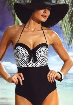 Beautiful swimsuits and bikinis