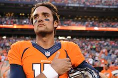 Would the Broncos still be victorious if they benched Peyton Manning for Brock Osweiler against the heavy underdog Jaguars?