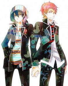 rin okumura and renzou shima - Google Search