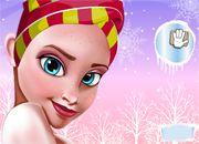 Elsa Frozen Cool Makeover