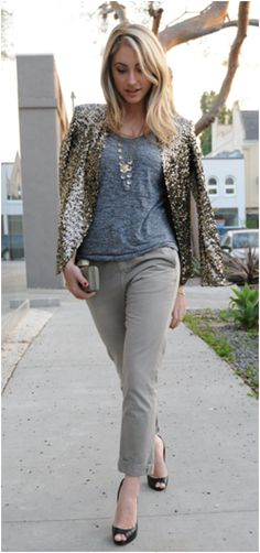 Sequins / Cupcakes and cashmere