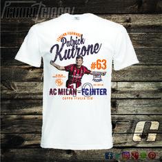Cutrone goal. #milan #acmilan #63 #milaninter #derby Derby, Milan, Goal, Mens Tops, T Shirt, Supreme T Shirt, Tee Shirt, Tee