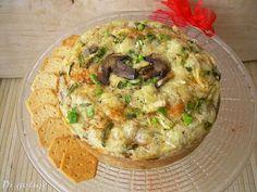 Di gotuje: Ciasto wytrawne o smaku koperkowym (z żółtym serem...