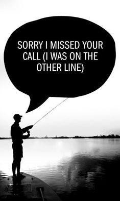 On The Other Line - Fishing