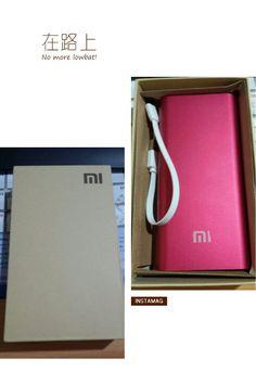 Finally got my powerbank! No more lowbat! My Photos, Office Supplies, Notebook, The Notebook, Exercise Book, Notebooks