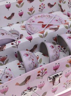 Růžový set dětského kuchyňského nádobí v kufříku Sass   Belle Sass   Belle a0b1fc67a0
