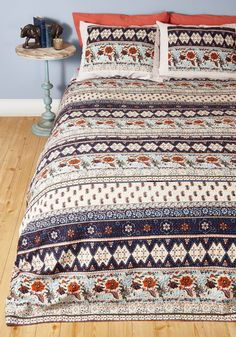 Dreamer's Delight Quilt Set in Full/Queen. Your imagination may stretch far and…