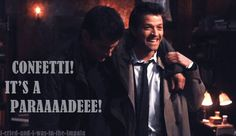 The Many Faces of... • The many faces of Misha Collins, Jared Padalecki and Jensen Ackles: Direct line to my funny bone...
