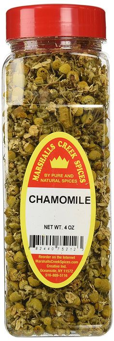 Marshalls Creek Spices X-Large Size Chamomile Seasoning, 4 Ounces *** Awesome product. Click the image : Fresh Groceries