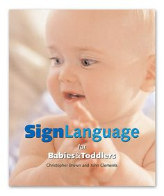 Look at this Sign Language for Babies