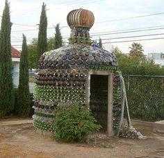 bottle houses: building with recyclables « HAUTE NATURE