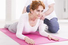 8 effektive Rücken Übungen