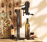 make the wine easier to get to