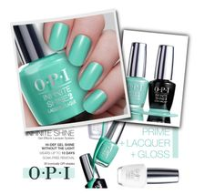 """OPI"" by justjules2332 ❤ liked on Polyvore featuring beauty and OPI"