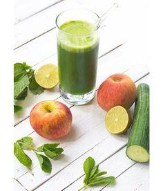 Еще раз о полезном завтраке: рецепты зеленых смузи (фото 3)