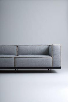HEATH TWO SEAT SOFA -WAREHOUSE
