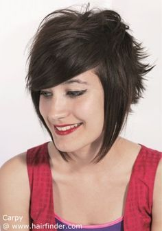 how to cut an inverted bob step by step video