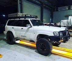 Offroad, Nissan Patrol Y61, Patrol Gr, Nissan 4x4, Australian Cars, 4x4 Trucks, Land Cruiser, Cars And Motorcycles, Dream Cars