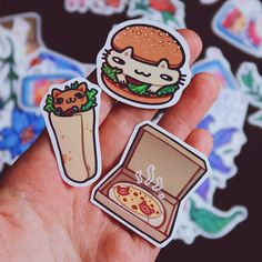 Tumblr Stickers, Cute Stickers, Aesthetic Drawing, Aesthetic Art, Amazing Drawings, Cute Drawings, Doodles, Cute Pins, Art Sketchbook
