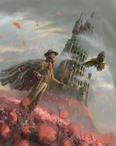 The Dark Tower by Andrew Ferez