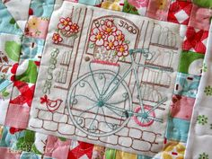 Full pdf Daisy Days pattern is 50% off until December 31st, 2014 to celebrate!
