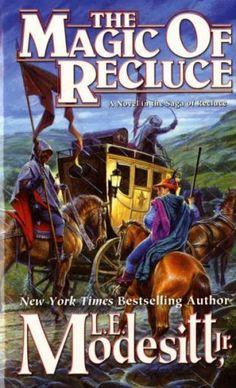 The Magic of Recluce by L.E. Modesitt, Jr.