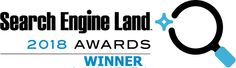"""2018 Landy Award Winner Infront Webworks for BEST OVERALL SEO INITIATIVE - SMALL BUSINESS. In its fourth year, the """"Landy Awards"""", is the Search Marketing Industries Highest Honors."""