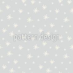 White Winter Blanket Pattern Design by Orangeberry at patterndesigns.com Vector Pattern, Pattern Design, Winter Blankets, Snowflake Pattern, Winter White, Surface Design, Patterns, Block Prints, Pattern