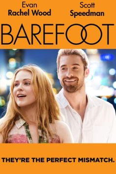 Poster Of Hollywood Film Barefoot (2014) In 300MB Compressed Size PC Movie Free Download At downloadhub.net
