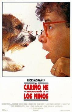 1989 - Cariño, he encogido a los niños - Honey, I Shrunk the Kids - tt0097523